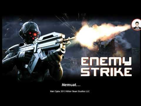 Cara Mendownload Enemy Strike Mod Apk, Unlimited (money/gold/ammo) Asli100%