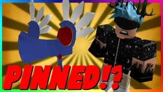 LETTING MY FRIEND PIN A 95K VALUE ITEM!? TRADING ROBLOX