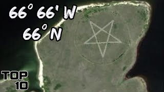 Top 10 Scary Google Maps Coordinates You Should Never Visit