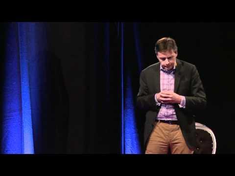 TEDxWWF - Stuart Orr: Water - The Solvable Crisis