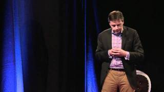 TEDxWWF - Stuart Orr: Water - The Solvable Crisis