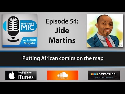 Business Mic 54: Jide Martins