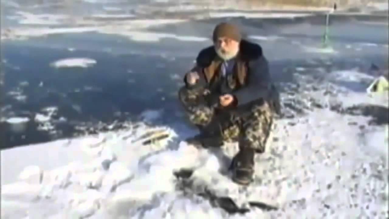 Ловля зимой на чёрта Снасти,техника Рыболов Элит