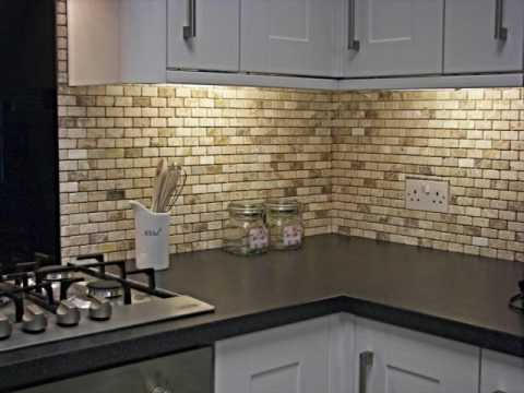 Captivating Tiles Design For Wet Kitchen Wall Ideas
