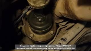 Мазда CX-7 замена пыльника кардана (Омск)