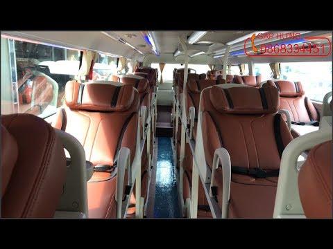 Xe khách giường nằm cao cấp 36 giường Thaco Trường Hải – Liên hệ 0868334451