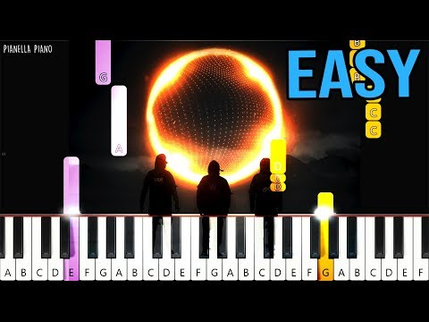 end-of-time---k-391,-alan-walker-&-ahrix- -piano-tutorial-(easy)-by-pianella-piano