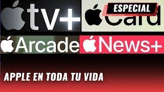 Apple presenta Apple Card, Apple News+, Apple TV+ y Apple Arcade