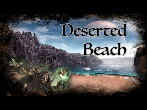 D&D Ambience - Deserted Beach