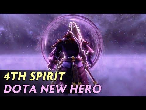 В Dota 2 появится еще один новый герой! Valve представила Void Spirit   Канобу