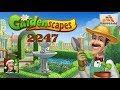 GARDENSCAPES Gameplay - Level 2247 (iOS, Android)
