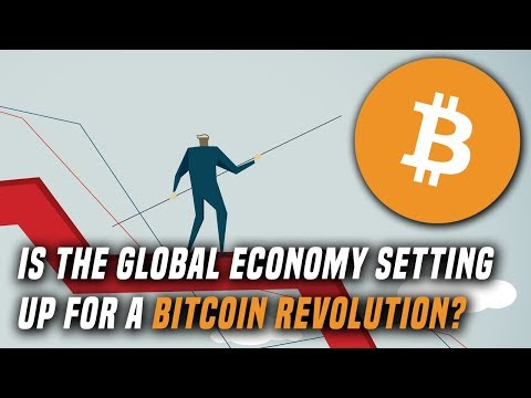 Bitcoin Rises 10% | Is The Global Economy Setting The Stage For A Bitcoin Revolution?