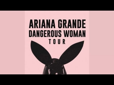Ariana Grande - Let Me Love You [DW Tour Studio Version]