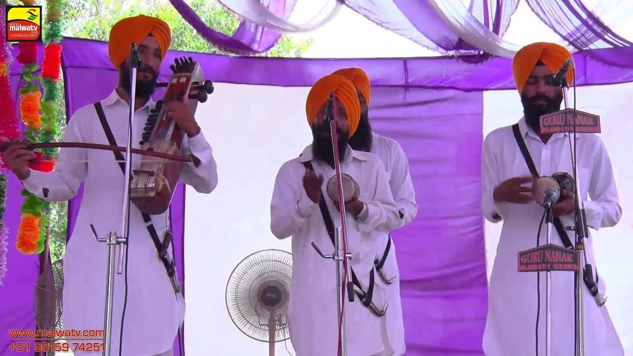 NURDIN - PIND KILA KAVI SANTOKH SINGH ( Tarntaran)-2015, 20th Sep. ! RELIGIOUS PROGRAM ! Part 3rd.