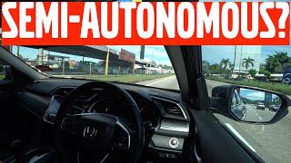 New Honda Civic Turbo Part 3: How Honda Sensing works?   Evomalaysia.com
