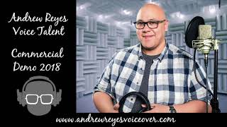 Andrew Reyes - Commercial Voice Over Demo