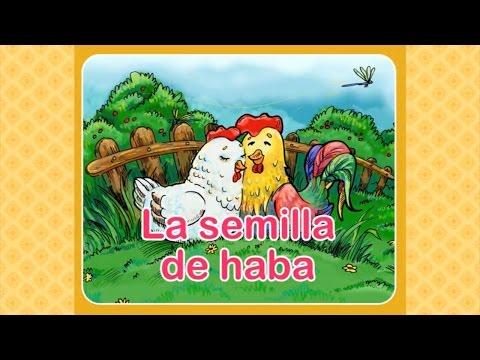 La Espiguilla. Zona de cuento de hadas en español. Сказка для детей Колосок (на испанском)
