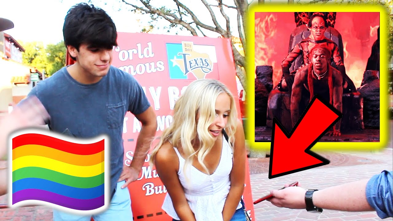 Texans React to 'PRIDE MONTH'