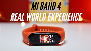 MI BAND 4: 5 DAYS LATER! MY EXPERIENCE & THINGS YOU SHOULD KNOW!