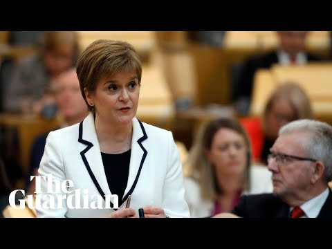 Nicola Sturgeon pushes for Scottish independence vote if Brexit goes ahead