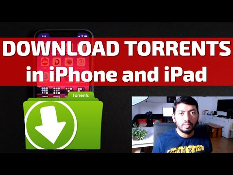 Torrents On IPhone And IPad? Yes, It Works!