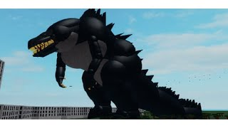 Roblox Ep.42 Godzilla Attack Simulator new characters and map update