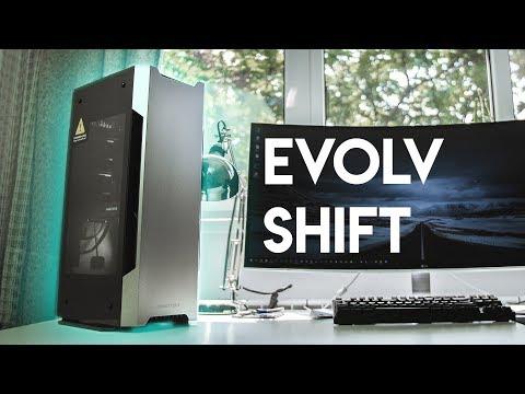 Phanteks EVOLV SHIFT Review - Brilliantly Unique? : sffpc