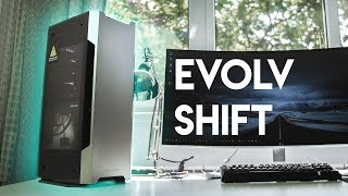 Phanteks EVOLV SHIFT Review - Brilliantly Unique ITX PC Case? thumbnail