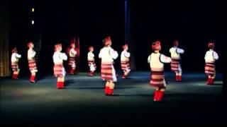 """98. """"Гуцульский танец"""" (v Международный танцевальный конкурс """"IN-KU Amazing Dance 2014"""")"""