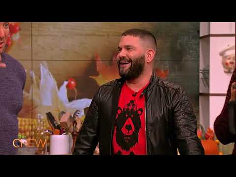 Guillermo Diaz on His Madonna Tattoos  The Chew