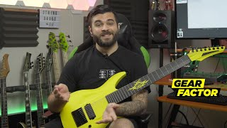 Carcosa's Andrew Baena, Master of Metal Pickup Lines, Plays His Favorite Riffs
