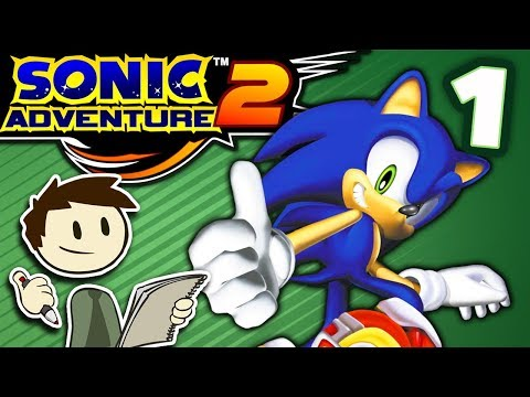 Sonic Adventure 2 - #1 - Escape from the City - Extra Play