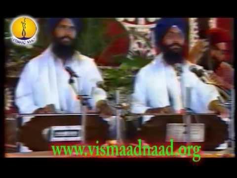 Bhai Harjinder Singh Srinagar : Raag Ramkali - Adutti Gurmat Sangeet Samellan 1991