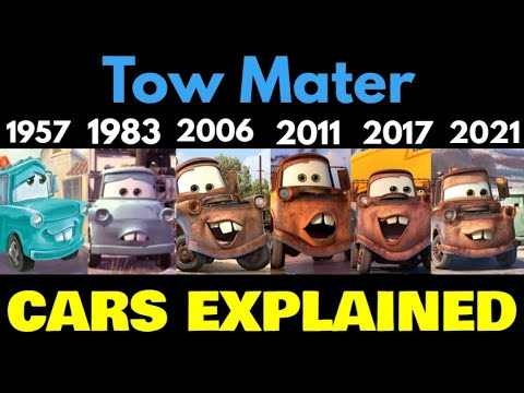 Download The COMPLETE History of Tow Mater (CARS EXPLAINED)