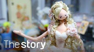 바비인형 뺨치는 12등신의 늘씬한 미녀, 페이코돌(FA…