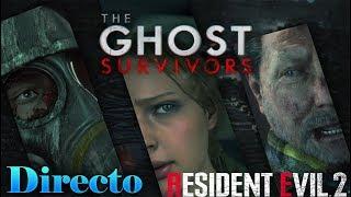 Resident Evil 2 Remake - The Ghost Survivors - Nuevo DLC Gratuito - EN DIRECTO