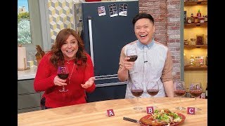 Makin Rachael Ray Crack Up - Basic to Bougie on TV!