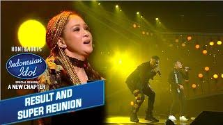 Pasto Reunion x Maia Estianty [TANYA HATI MEDLEY ] - RESULT AND REUNION - Indonesian Idol 2021