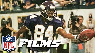 #1 Randy Moss | NFL Films | Top 10 Rookie Seasons of All Time