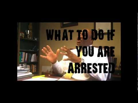 Tulsa Criminal Defense Attorney - What to Do if You are Arrested