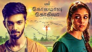 Anirudh Plays Nayanthara's Pair In Kolamavu Kokila?   Hot Tamil Cinema News