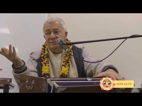 Бхагавад Гита 1.37-40 - Чайтанья Чандра Чаран прабху