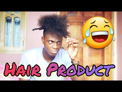 Hair product [ Fry Irish Comedy ]