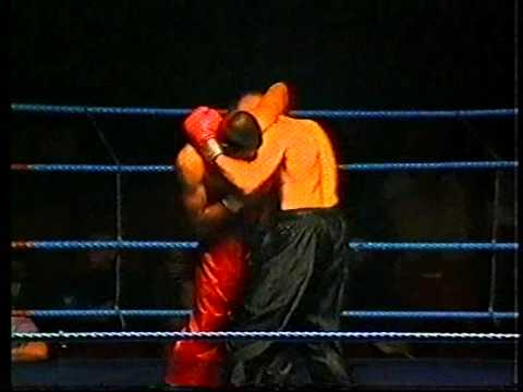 Alwin Anil vs Lloyd Lewis  - WKMA World Middleweight Title