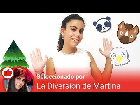 CÓMO CUIDAR EL MEDIO AMBIENTE CON YOUTUBE KIDS / LA DIVERSIÓN DE MARTINA