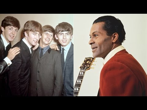 The Beatles - Roll Over Beethoven // Live at Washington Coliseum (Tribute to Chuck Berry.)
