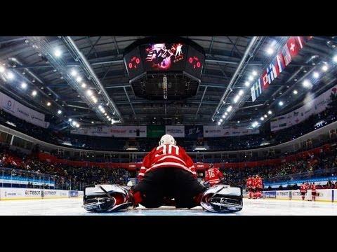 Canada Vs Russia Bronze Medal Game All Goals 01/05/13 [HD]