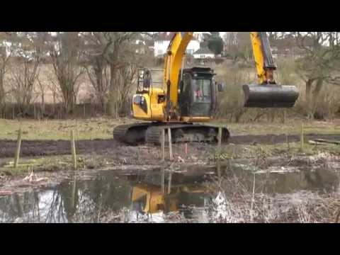 River Chess Dredging 22.01.15
