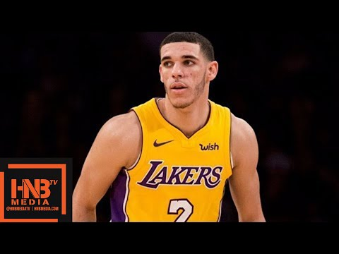 Los Angeles Lakers vs Philadelphia 76ers Full Game Highlights / Week 8 / Dec 7