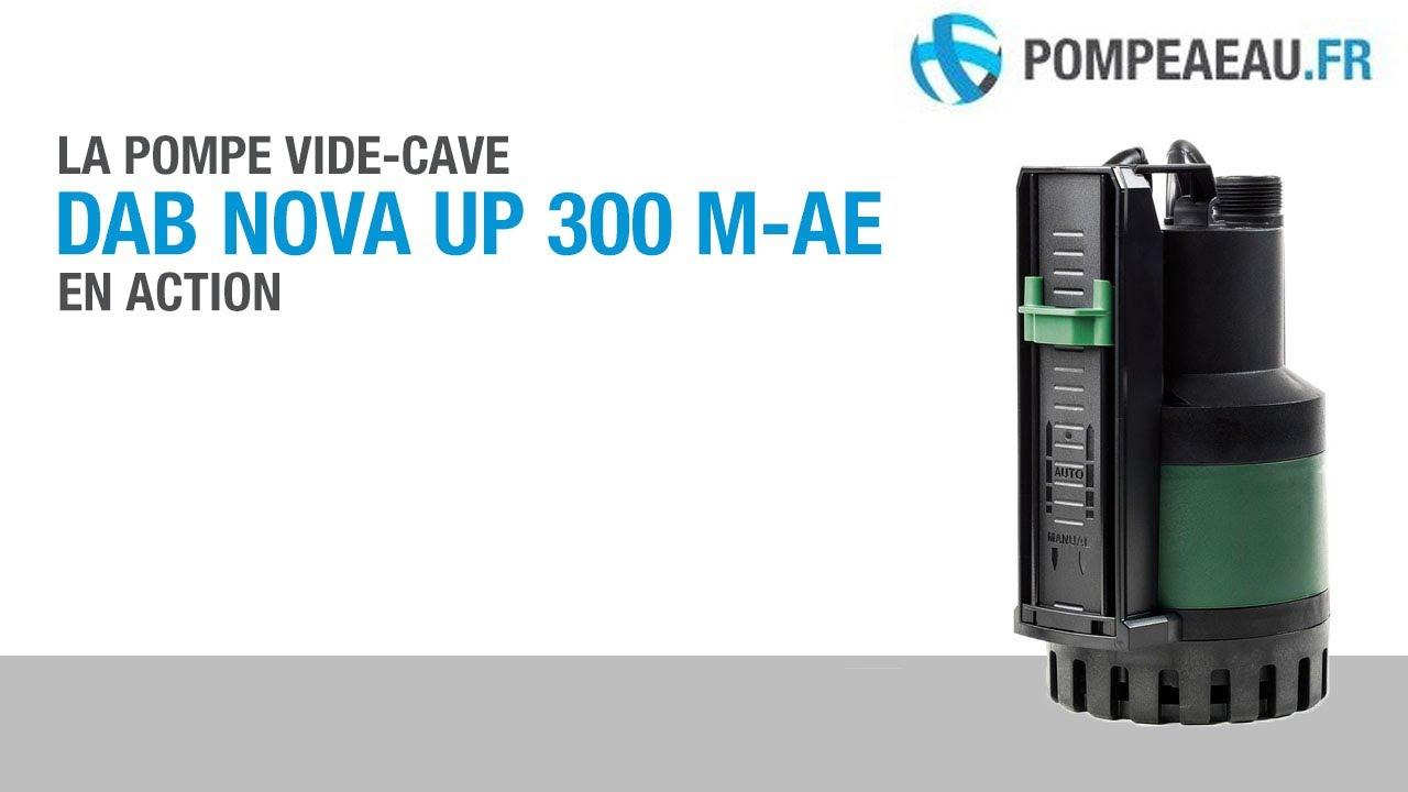 La Pompe Vide Cave Dab Nova Up 300 M Ae En Action Youtube
